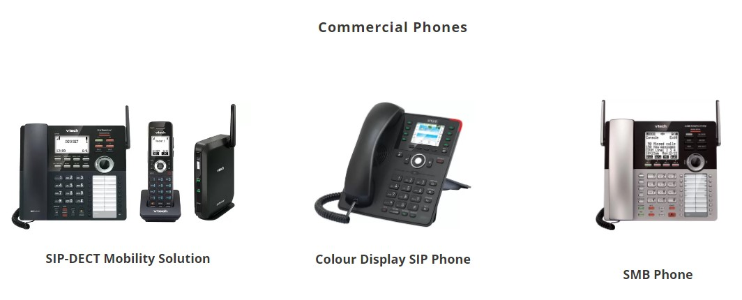 Commercial Phones